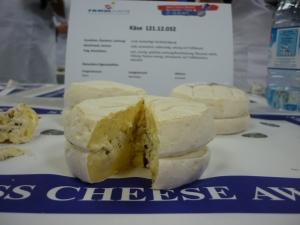 P103Swiss cheese award 2012 fromage truffe