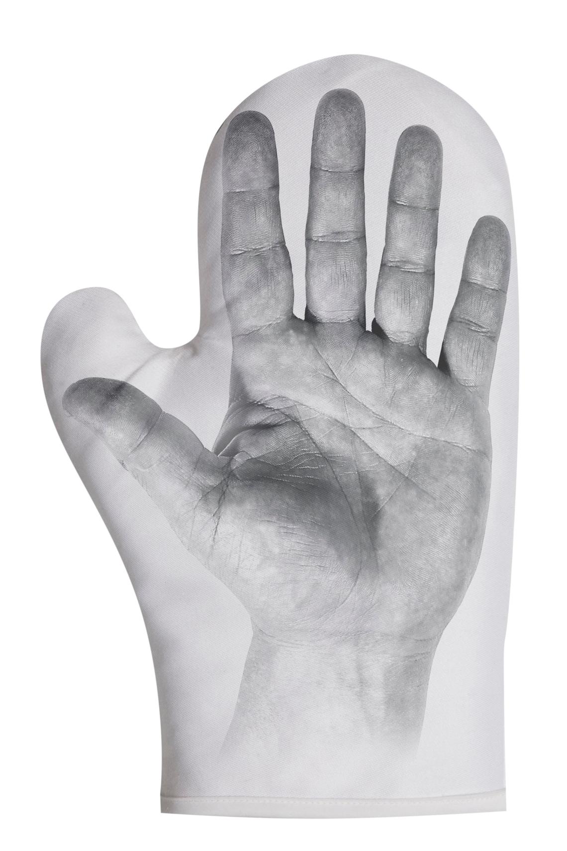 Gant de cuisine avec les mains de Thierry Marx 19 €