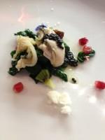 Epinard en salade à la coréenne de Pierre-Sang Boyer
