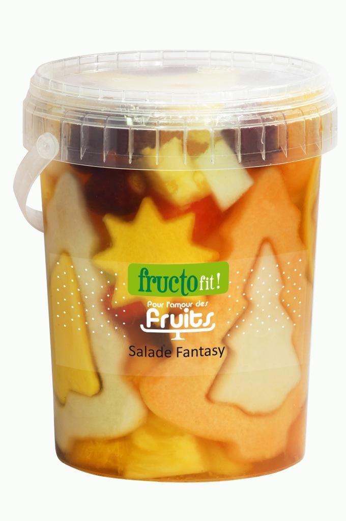 Salade de fruits fructo-fresh