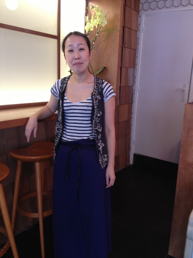 Noriko Ishizaka, créatrice de Musubï