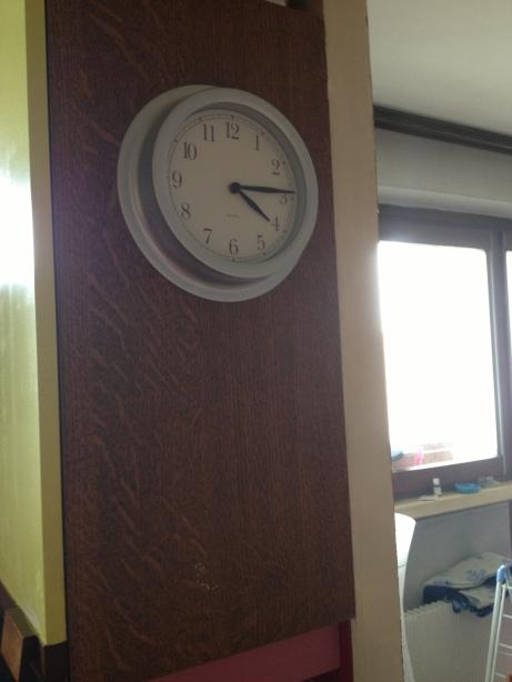 16h15, timing de 30 min relevé ! (+5 min perdue avec LADO)