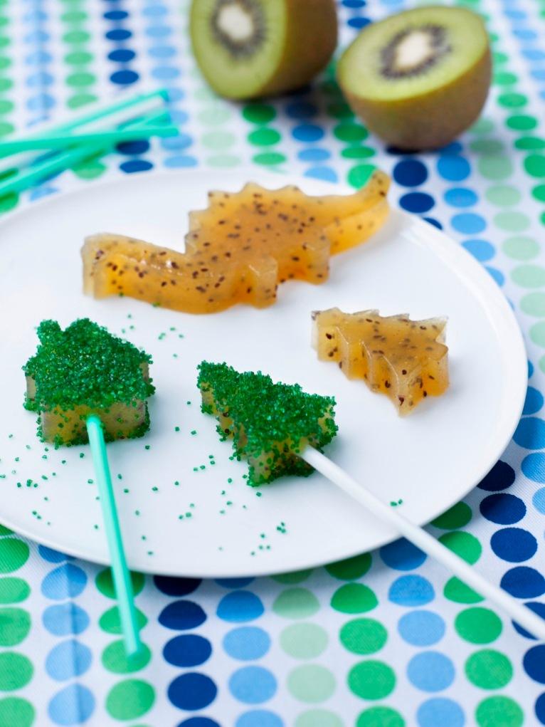 Pâtes de kiwi © F. Raimbault – JC Amiel – O. ouksisavanh - Interfel