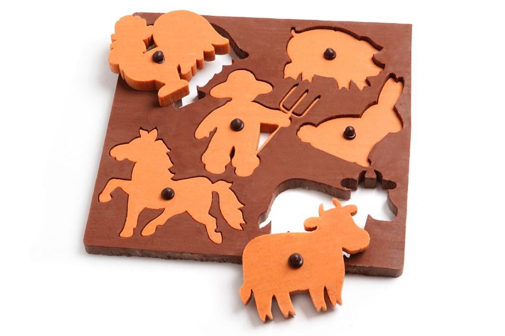 Puzzle Fontaine au chocolat