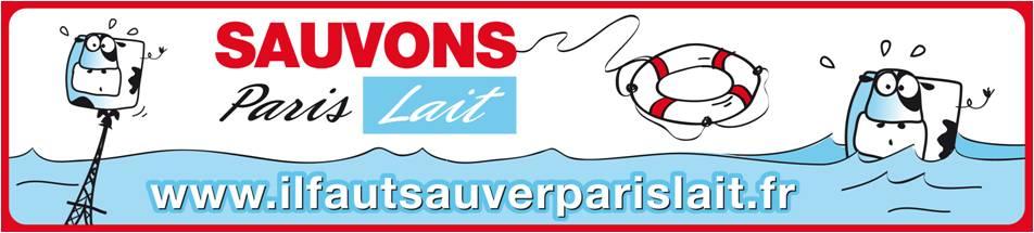 Il faut sauver Paris Lait