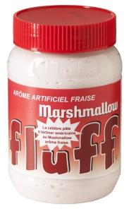 Fluff marshmallow fraise