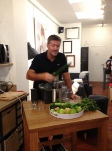 Joe Cross, le pélerin du jus de légumes