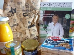 La box Gastronomiz de juin 2013