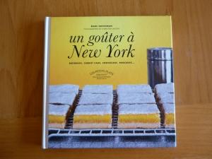 Un Goûter à  New York, de Marc Grossman, éd. Marabout