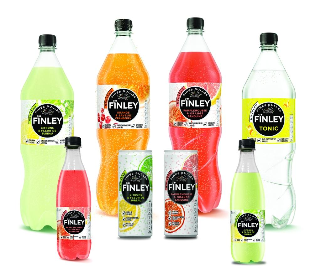Coca-Cola lance 4 nouveaux sodas