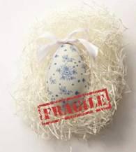 Pâques 2014 L'œuf Porcelaine de Lenôtre
