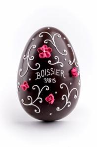Pâques 2014 , L'œuf Arabesque de Boissier