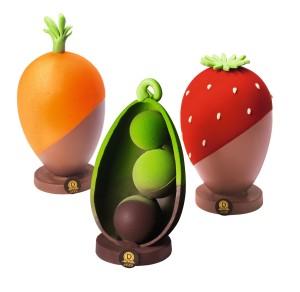 Pâques 2014, les œufs de Dalloyau