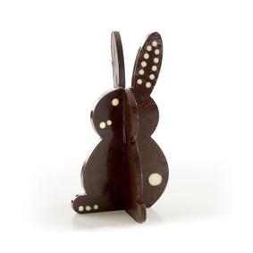 Paques 2014, chocolat, moule 3 D, Lékué