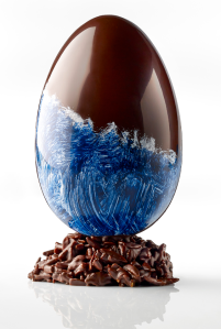 Pâques 2014, Henri Le Roux, Chocolat