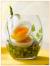 Pâques 2014 - oeufs, légumes de printemps, asperges, radis
