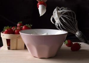 Chantilly-fraise