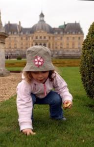 Pâques 2014 : Chasse aux œufs à Vaux-le-Vicomte