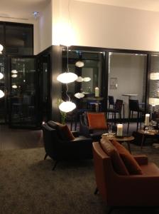 Hôtel des Bains Cabourg Thalazur -Le salon