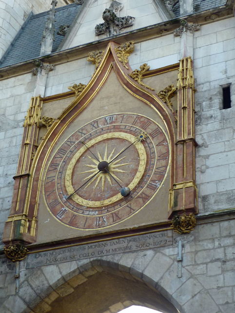 BD Auxerre Tour de l'horloge