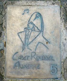 Auxerre, circuit Cadet Roussel