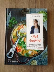 Ma cuisine Louise Denisot, éditions de La Martinière