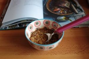 Sauce moutarde-sirop d'érable. Myriam Darmoni