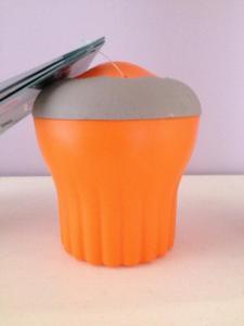 Le microcake en orange -Myriam Darmoni