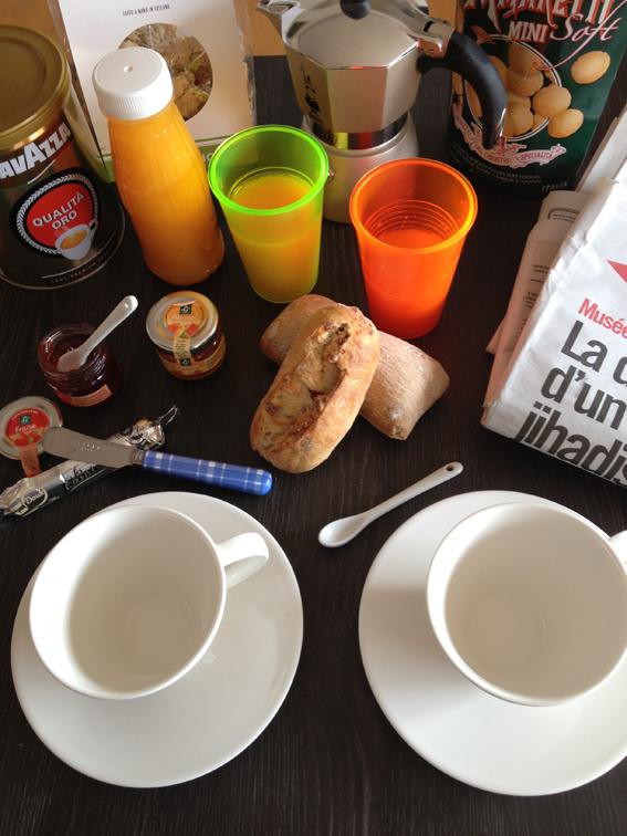 Lavazza, l'ami du petit-déjeuner !