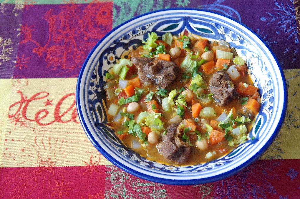 La chorba, une soupe-repas très parfumée !