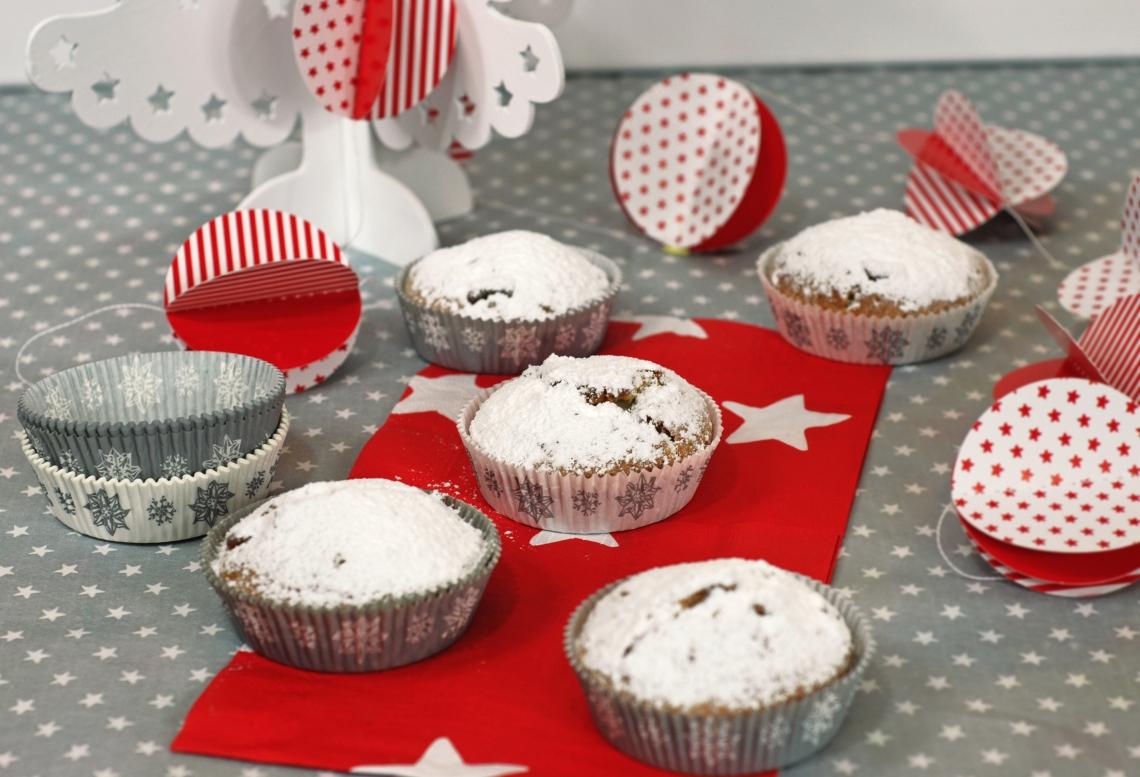 Muffins Noël