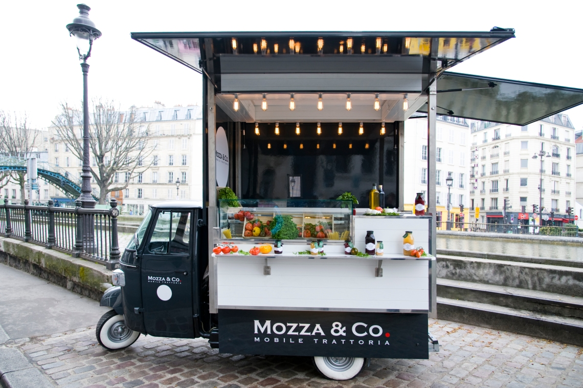 Mozza & Co - camion