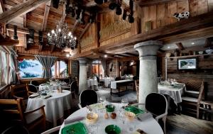 La Bouitte-salle à manger_@Marc Bérenguer