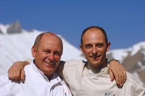 René et Maxime Meilleur, père et fils, La Bouitte