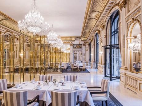 Le Lobby, Peninsula Paris