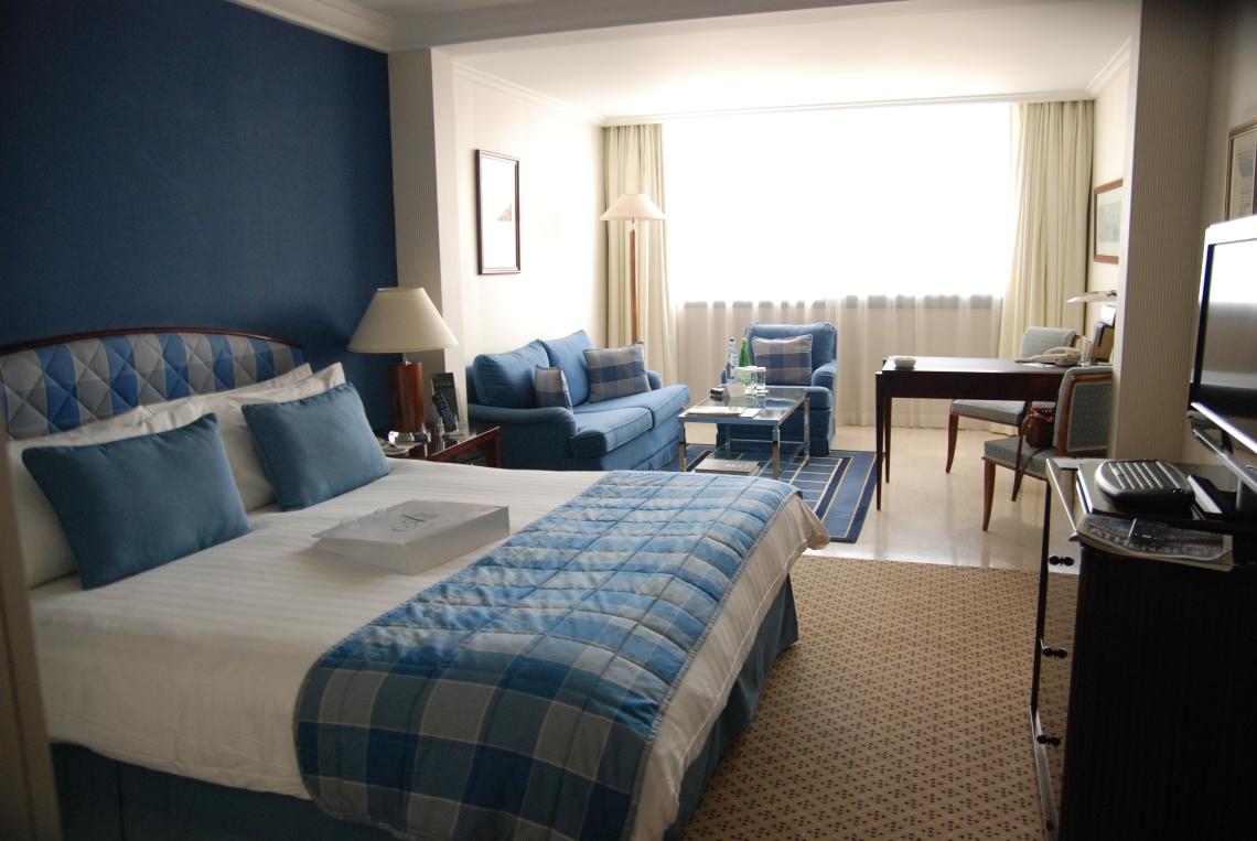Des chambres spacieuses et confortables.