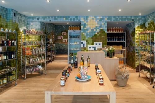 Kilikio, une épicerie dédiée à la Grèce au coeur de Paris.