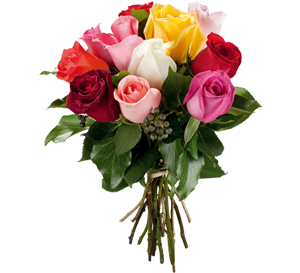 Les bouquets Au nom de la Rose, toujours aussi beaux !