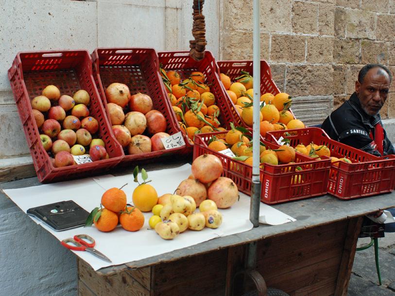 C'est la pleine saison des agrumes, des clémentines, des mandarines, elles sont délicieuses !
