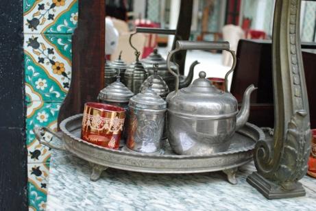 L'art du thé aux pignons !