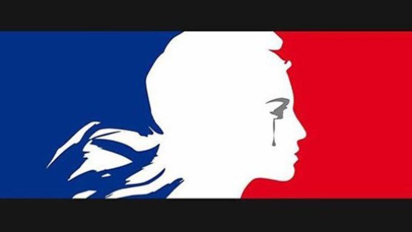 La république en larme