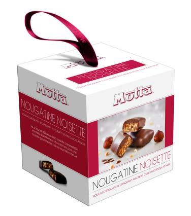 Nougatine noisette MOTTA