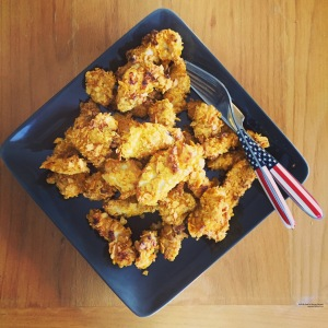 Poulet crispy tex-mex comme chez KFC (meilleur et moins gras)