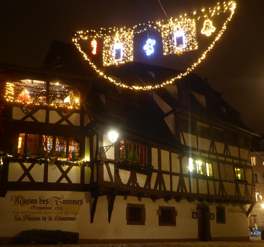 La Maison des Tanneurs - Strasbourg