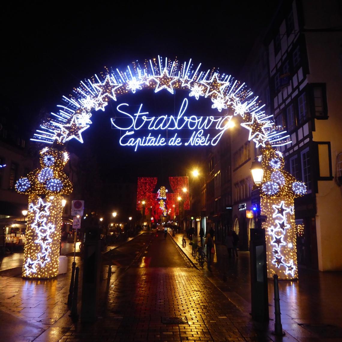 Strasbourg - Noël - Marché de Noël