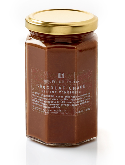 Chocolat chaud Henri Le Roux