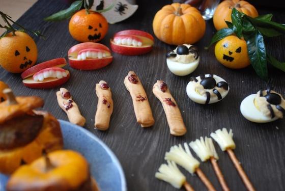 Halloween 2018 - 10 recettes faciles
