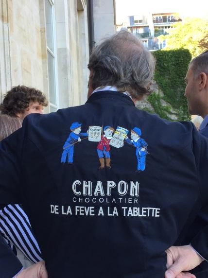 Patrice Chapon, le chocolatier torréfacteur